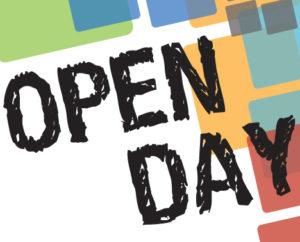 University open days open doors